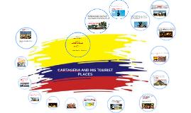 CARTAGENA TOURIST PLACE