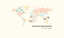Teachers for Global Education