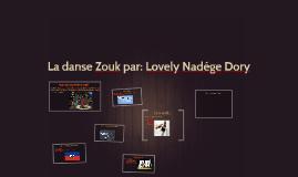 La danse Zook