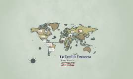 Copy of La Familia Francesa