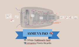 ASME VS ISO