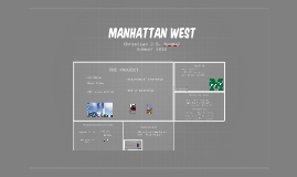 MANHATTAN WEST 2016
