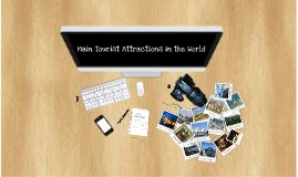 초급교양영어 Tourist Attraction
