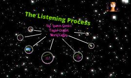 Listening Proces