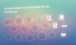 Universidad Internacional de las Américas