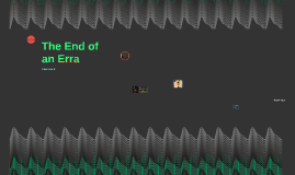 The End of an Erra