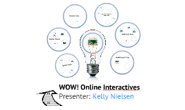WOW! Online Interactives