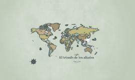 El Triunfo de los Aliados