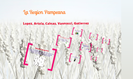 Trimestral de Geografia - La Pampa
