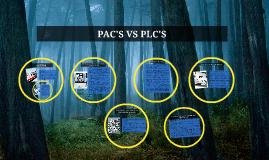PAC'S VS PLC'S
