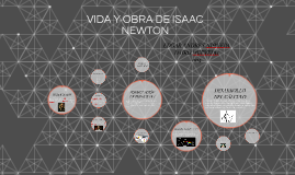 VIDA Y OBRA DE ISAAC NEWTON