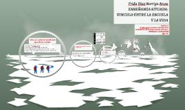 Copy of LA EVALUACION AUTENTICA CENTRADA EN EL DESEMPEÑO: UNA ALTERN