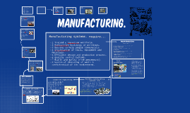 Manufacturing.