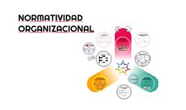 Copy of NORMATIVIDAD ORGANIZACIONAL