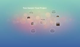 Tom Sawyer Final Project
