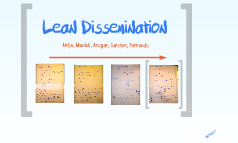 Lean Dissemination