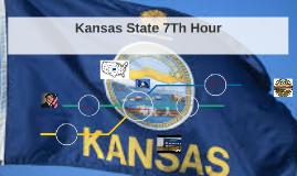 Kansas state Mathew Thomas 7TH Hour