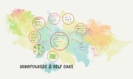 Mindfulness, Self-Care