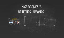 MIGRACIONES Y
