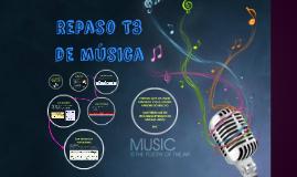 Repaso T2 de música