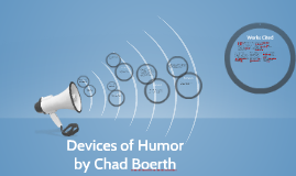 Devices of Humor