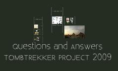 Tombtrekker Project Overview and 3D Terrain Mapping Module