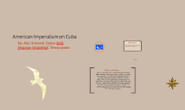 American Imperialism on Cuba