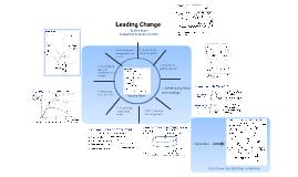 leading change - by john kotter