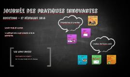 Copy of Journée des pratiques innovantes