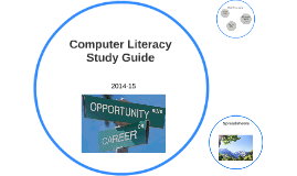 Computer Literacy Study Guide