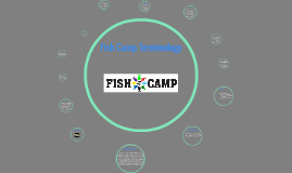 Fish Camp Terminology