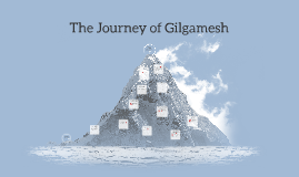 The Epic of Gilgamesh Journey