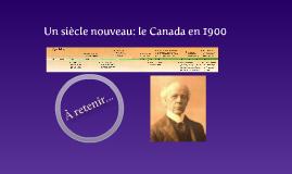 Copy of Copy of Un nouveau siècle