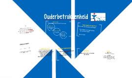 Ouderbetrokkenheid onderzoek bij de Kon. Beatrixschool