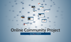 Online Community Project