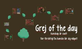 Grej of the day - Bockstensmannen