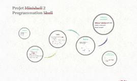 Copy of Minishell 1 Système Unix