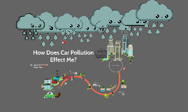 How Does Car Pollution Effect Me?