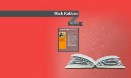 Mark Kabban