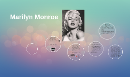 Copy of Marilyn Monroe