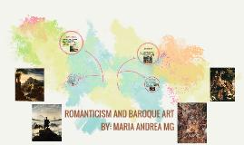 ROMANTICISM AND BAROQUE ART