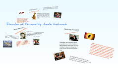 Decades of Personality -Leslie LaLonde