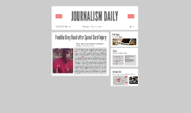JOURNALISM DAILY