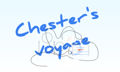 Chester's voyage