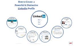 LinkedIn (English) - Share