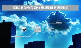 Copy of INDUCCION Y CAPACITACION DEL PERSONAL
