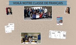Copy of Voilà mon collège