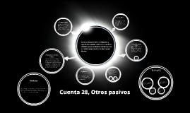 Cuenta 28, Otros pasivos