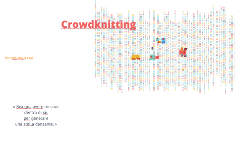 Crowdknitting 3D - Italiano