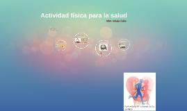 ND Actividad física para la salud